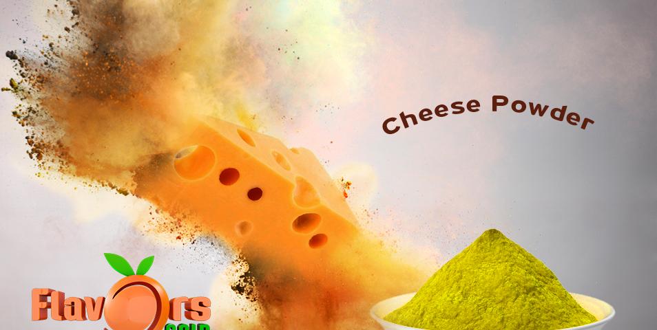 نكهة الجبنة