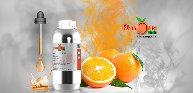 نكهة البرتقال