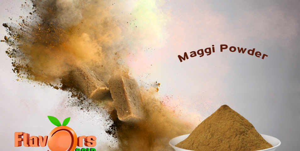 powder maggi